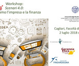 WORKSHOP UNIVERSITA' DI CAGLIARI: RIPENSARE L'IMPRESA E LA FINANZA
